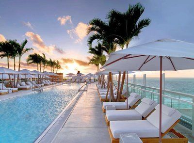 Miami Collins Avenue 1 Hotel South Beach