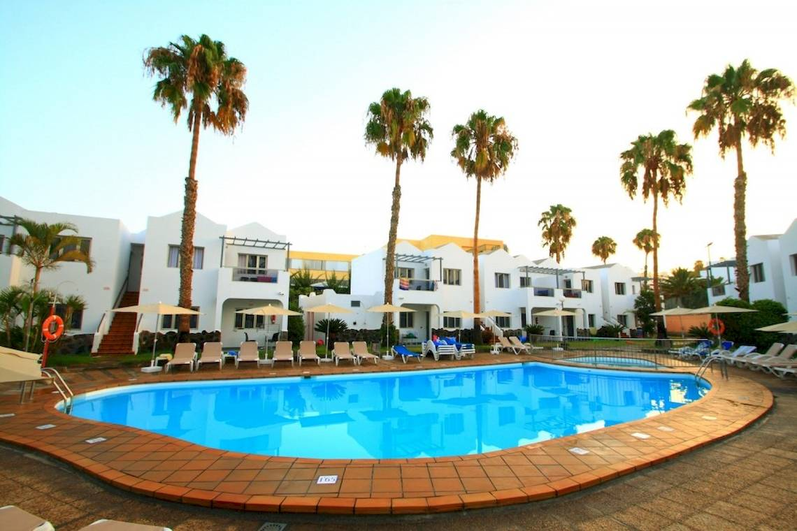 Gran Canaria Campo Internacional Appartementanlage Turbo Club
