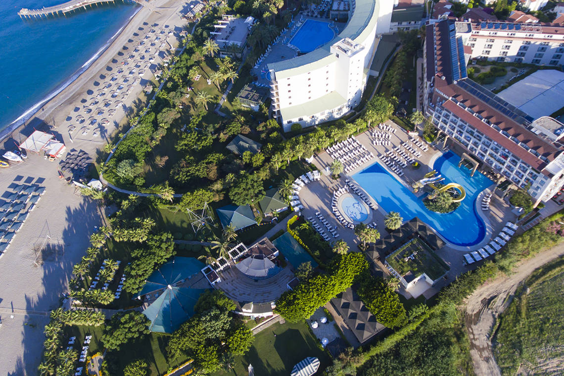 Antalya Side-Kizilagac Aska Washington Resort
