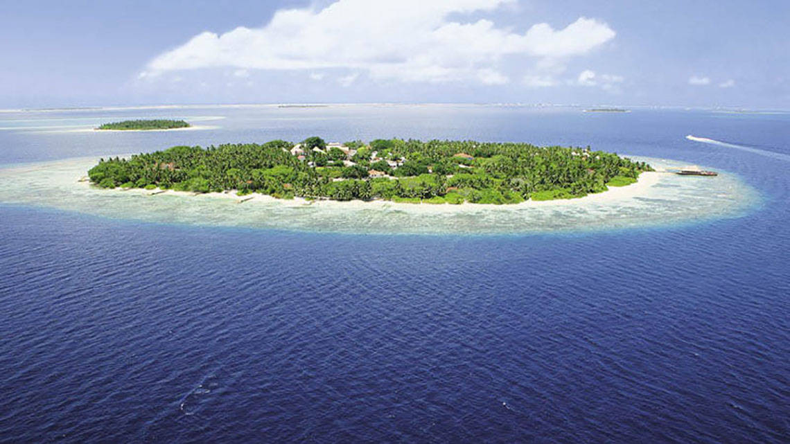 Malediven Nord Male Atoll Bandos Island Resort & Spa