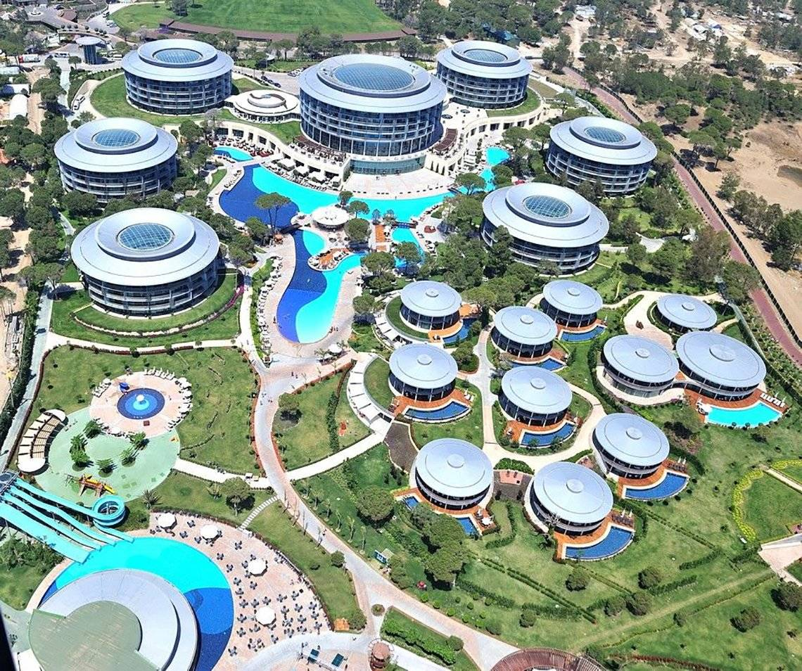 Antalya Belek Calista Luxury Resort