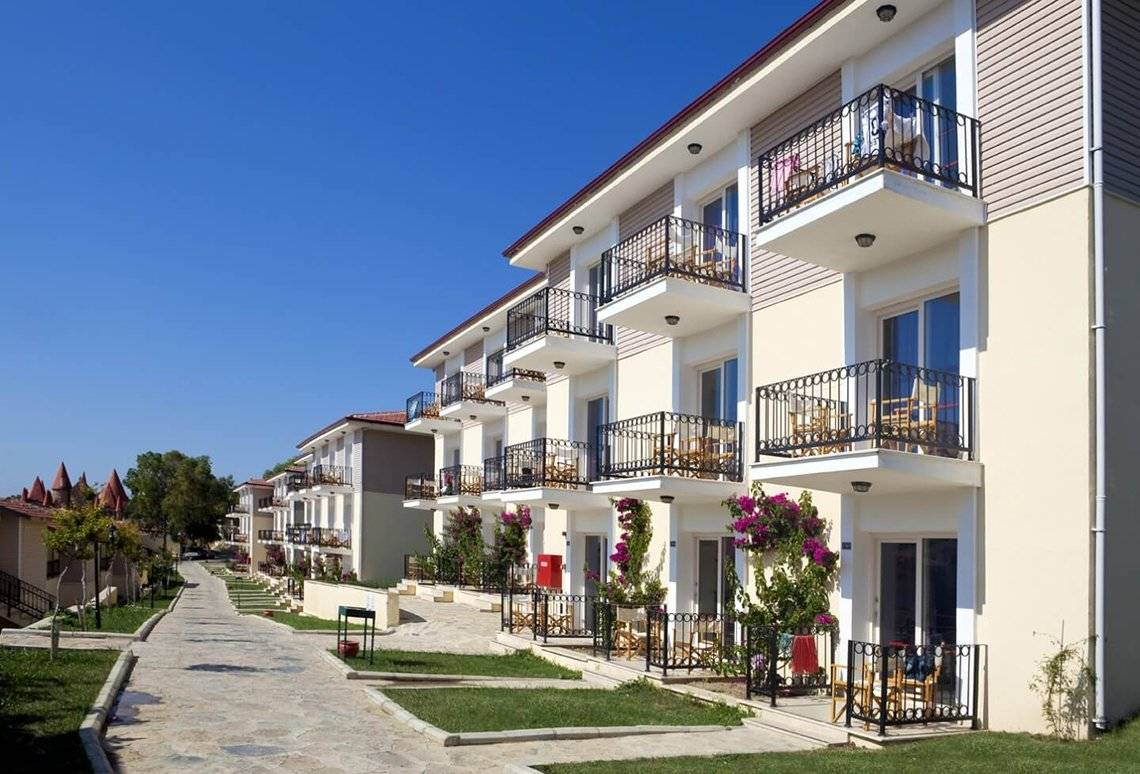 Izmir Seferihisar Club Resort Atlantis
