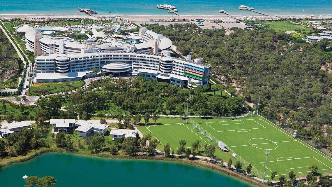 Antalya Belek Cornelia Diamond Golf Resort Spa