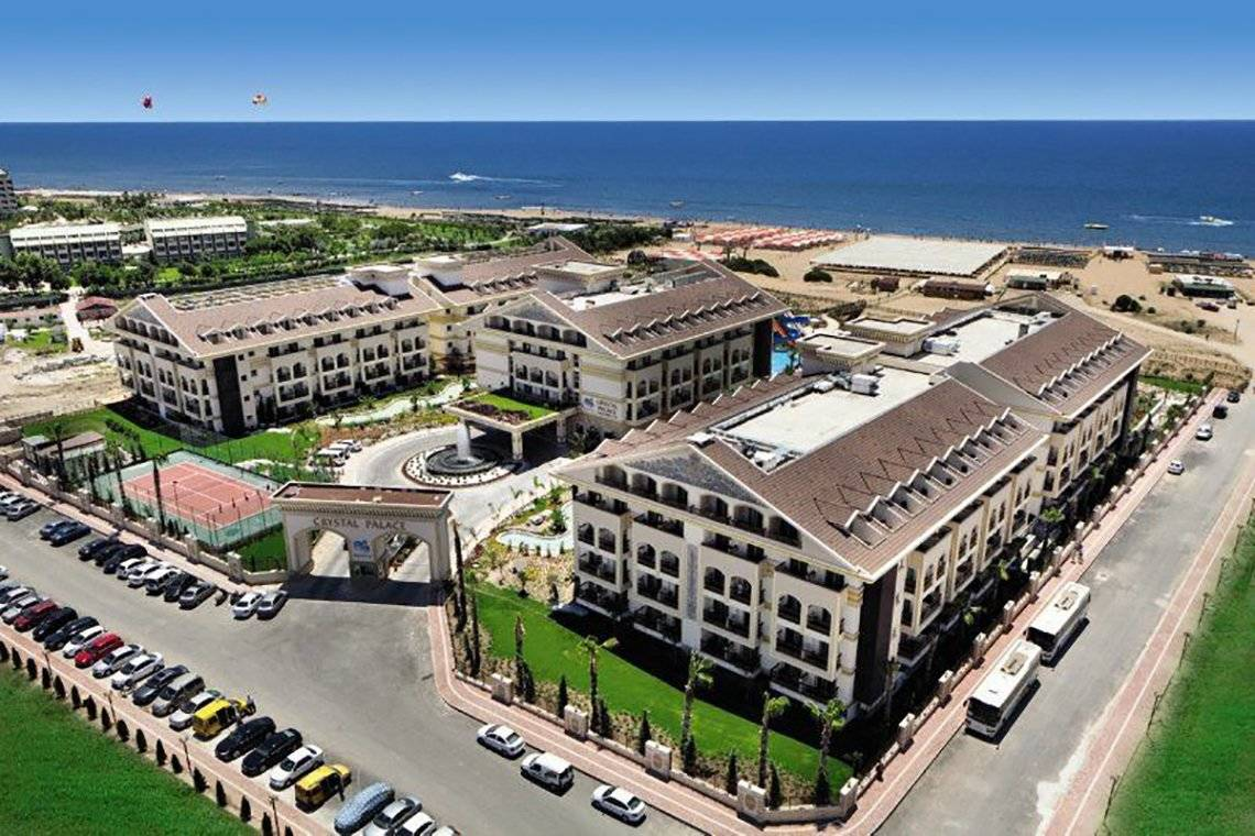 Antalya Side-Colakli Crystal Palace Luxury Resort & Spa