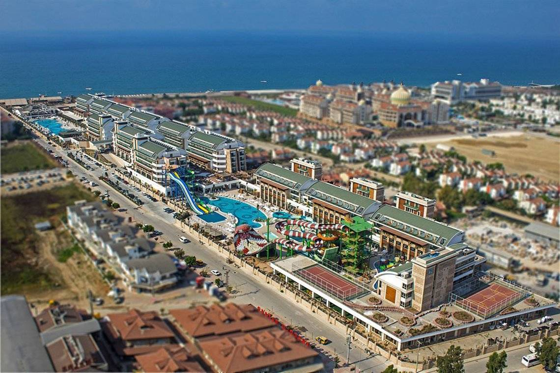 Antalya Belek-Bogazkent Crystal Waterworld