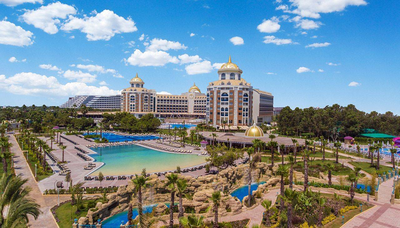 Antalya Lara Delphin Be Grand Resort
