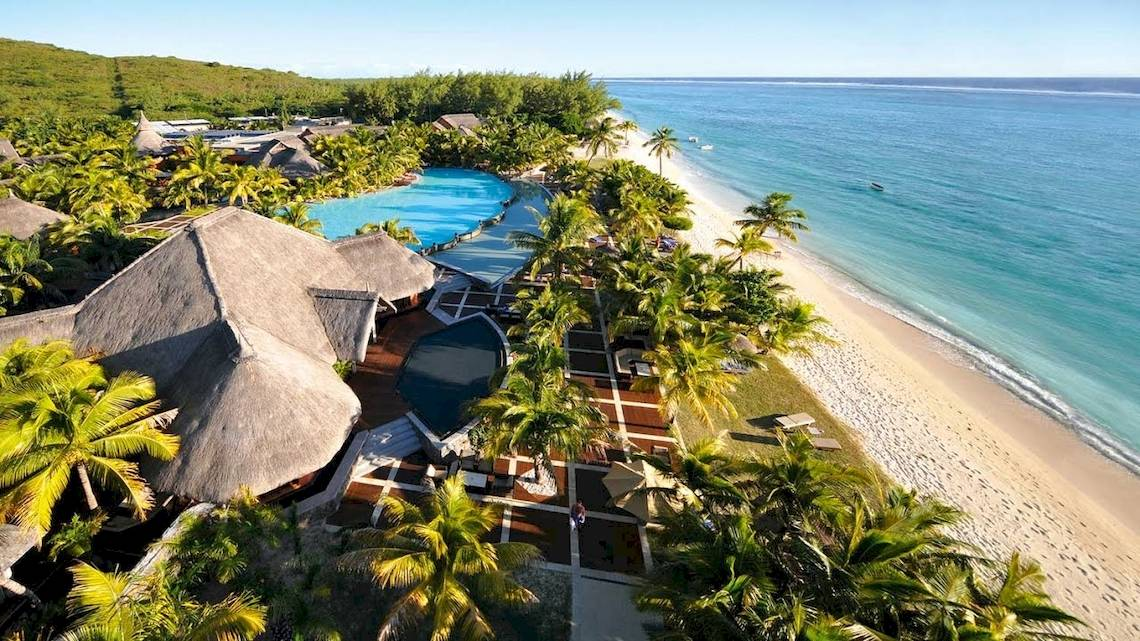 Mauritius Le Morne Dinarobin Beachcomber Golf Resort