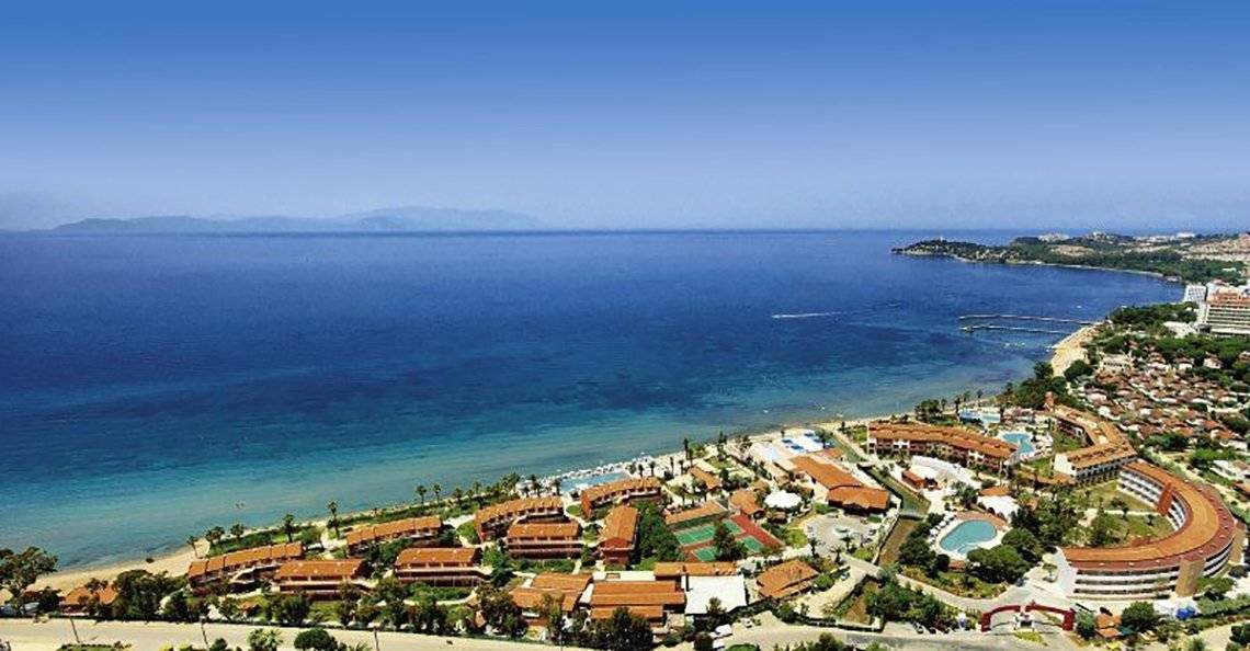 Izmir Kusadasi Ephesia Holiday Beach Club