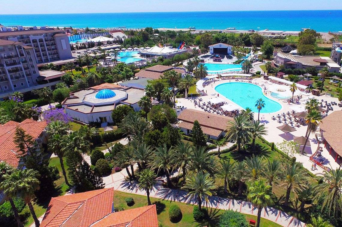 Antalya Side Euphoria Palm Beach