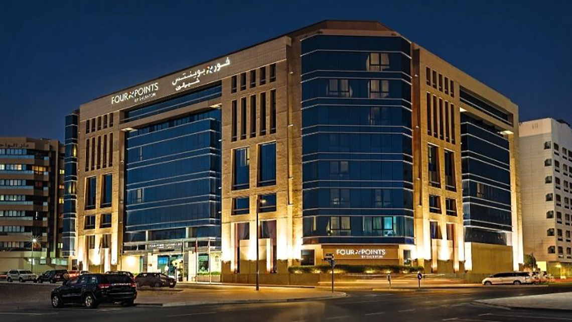 Dubai Dubai-Stadt Four Points by Sheraton Downtown