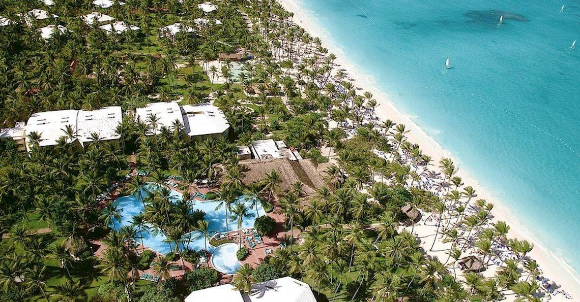 Punta Cana Playa Bavaro Grand Palladium Bavaro Suites Resort & Spa