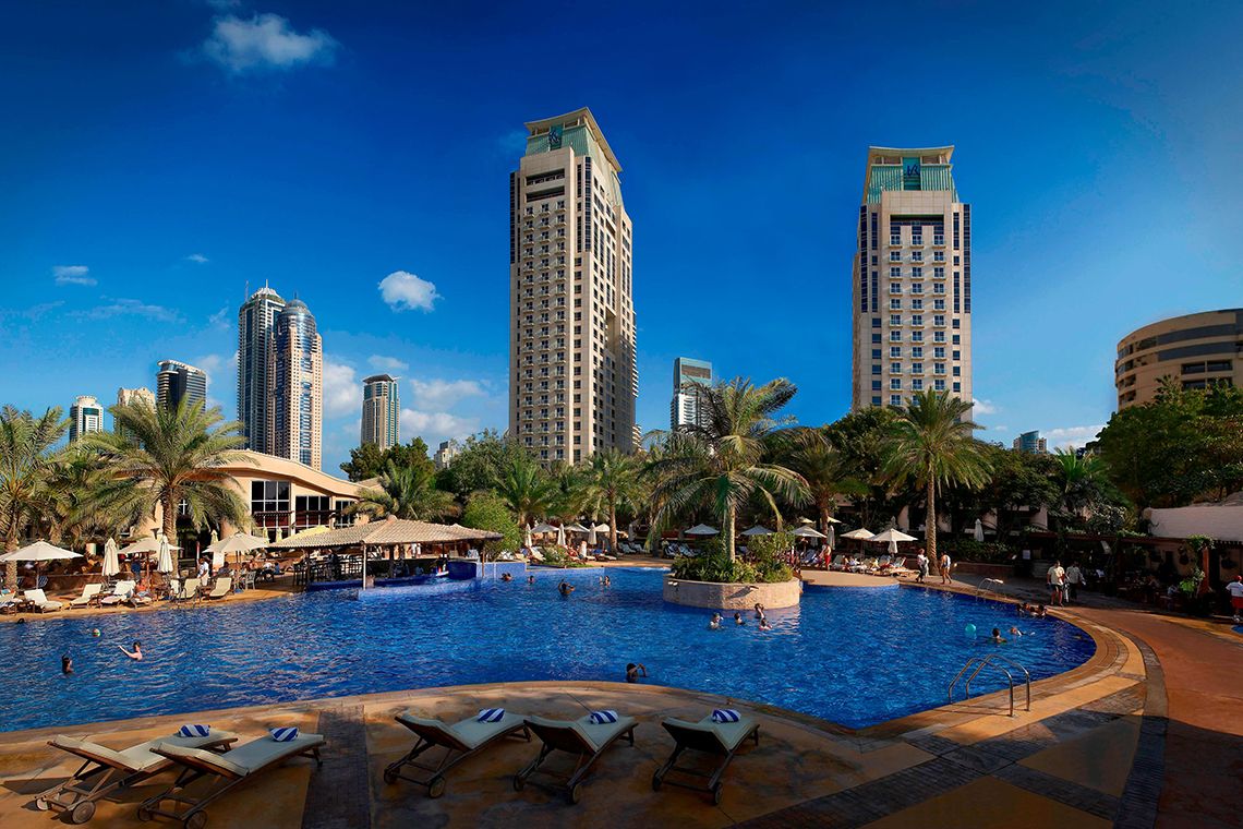 Dubai Dubai-Strand Habtoor Grand Resort & Spa