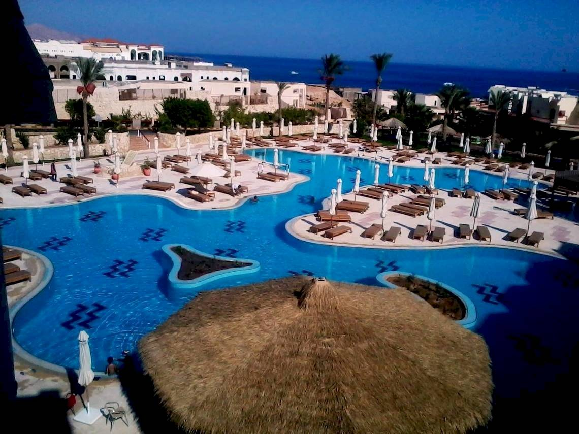 Sharm El Sheikh Shark Bay Hilton Sharks Bay Resort
