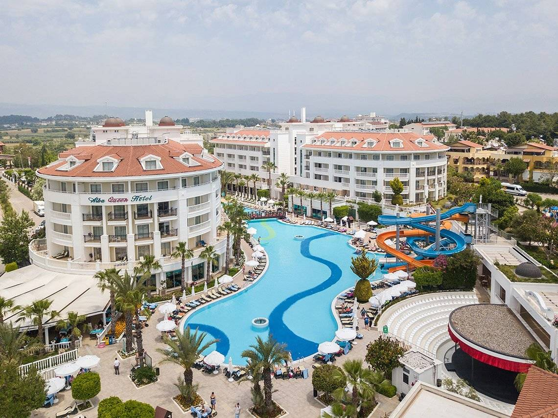 Antalya Side-Colakli Hotel Alba Queen