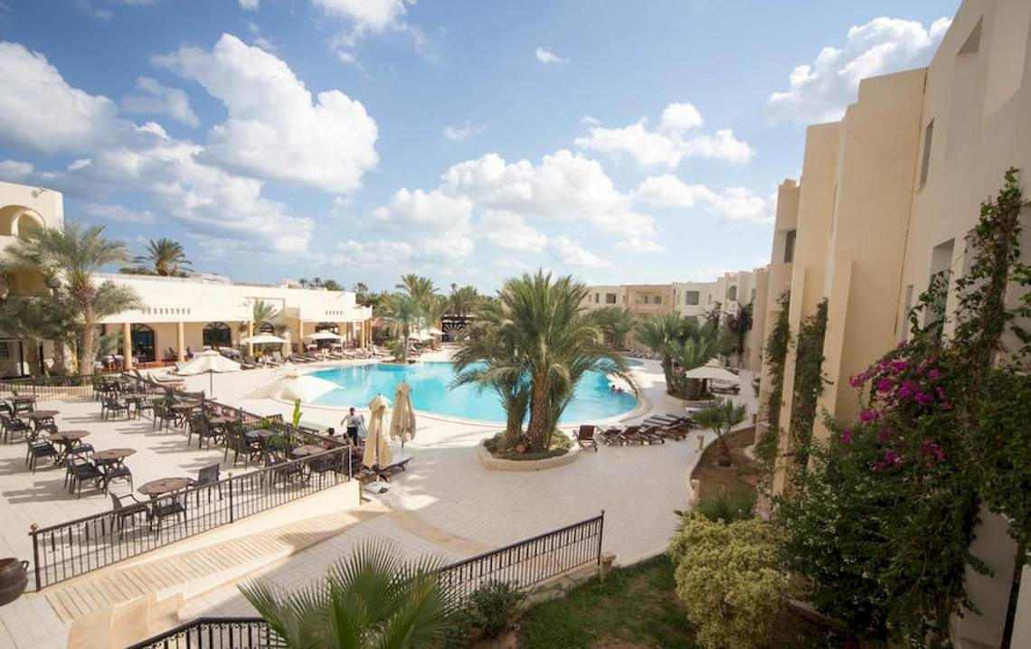 Djerba Midoun-Djerba Hotel Green Palm Golf & Spa