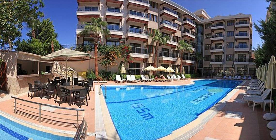 Antalya Side Hotel Sun Beach Park
