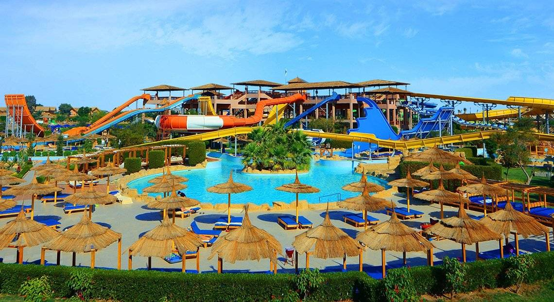 Hurghada Hurghada Jungle Aqua Park