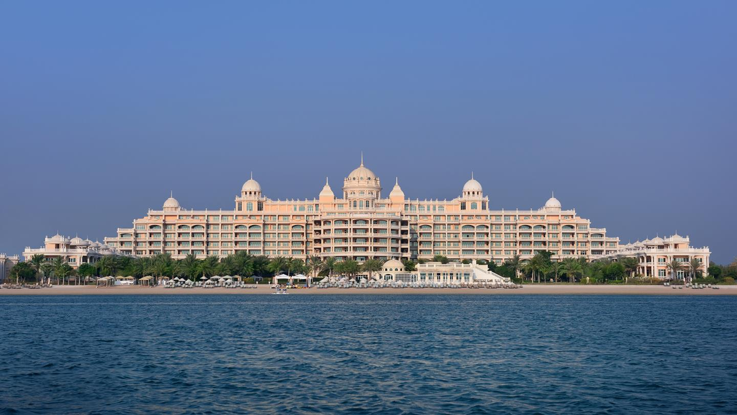 Dubai The Palm Jumeirah Kempinski Hotel Residences Palm Jumeirah