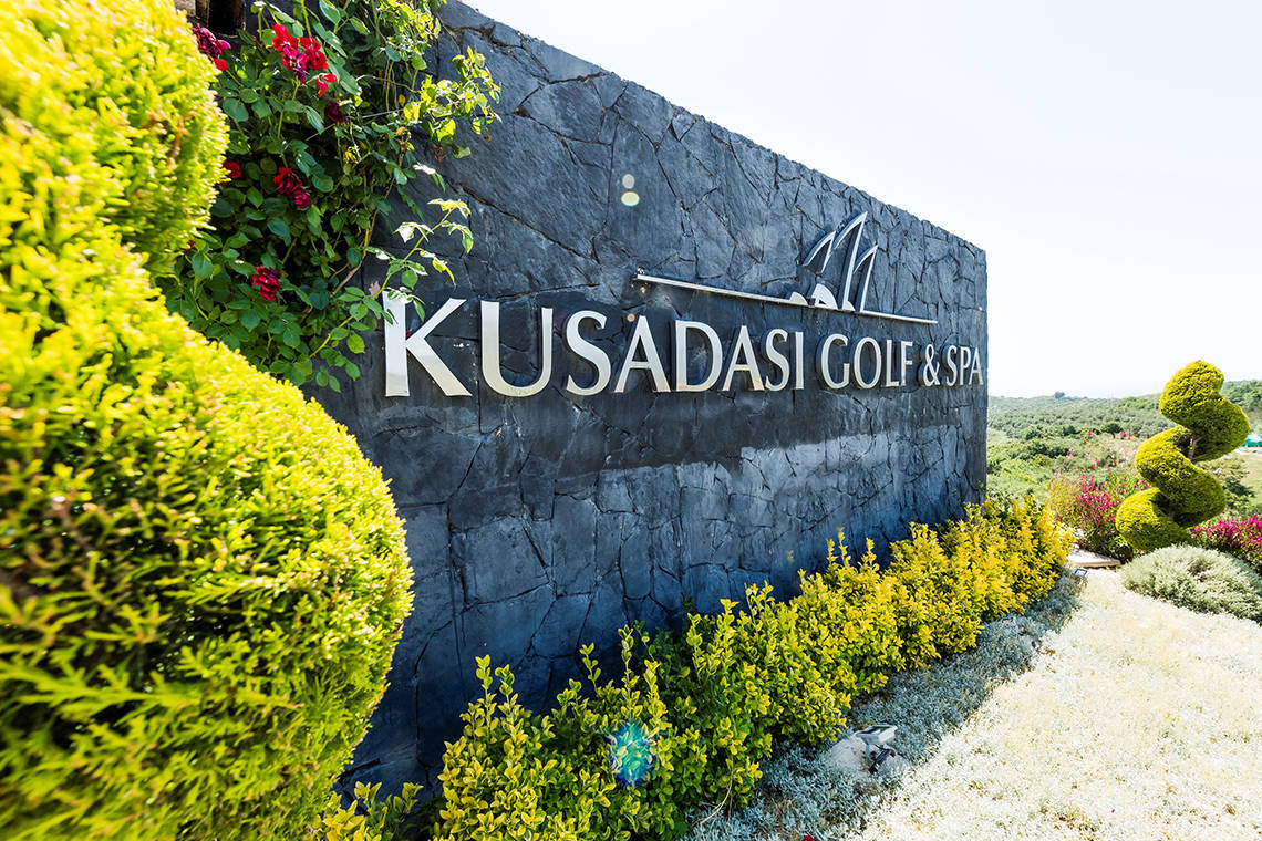 Izmir Kusadasi Kusadasi Golf & Spa Resort