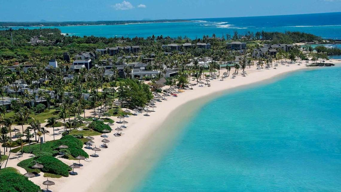 Mauritius Belle Mare Long Beach Golf und Spa