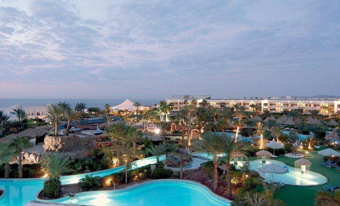 Sharm El Sheikh Tiger Bay Maritim Jolie Ville Golf Resort
