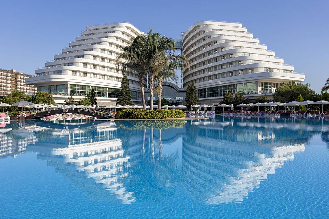 Antalya Lara Miracle Resort
