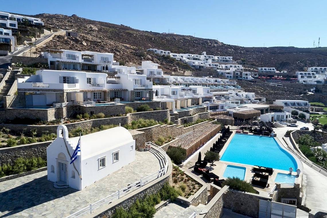 Mykonos Mykonos Myconian Villas Collection