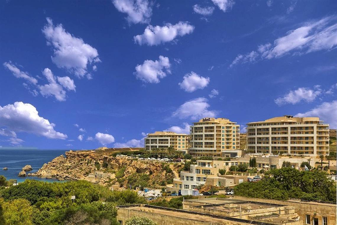 Insel Malta Golden Bay Radisson Blu Resort & Spa, Malta Golden Sands