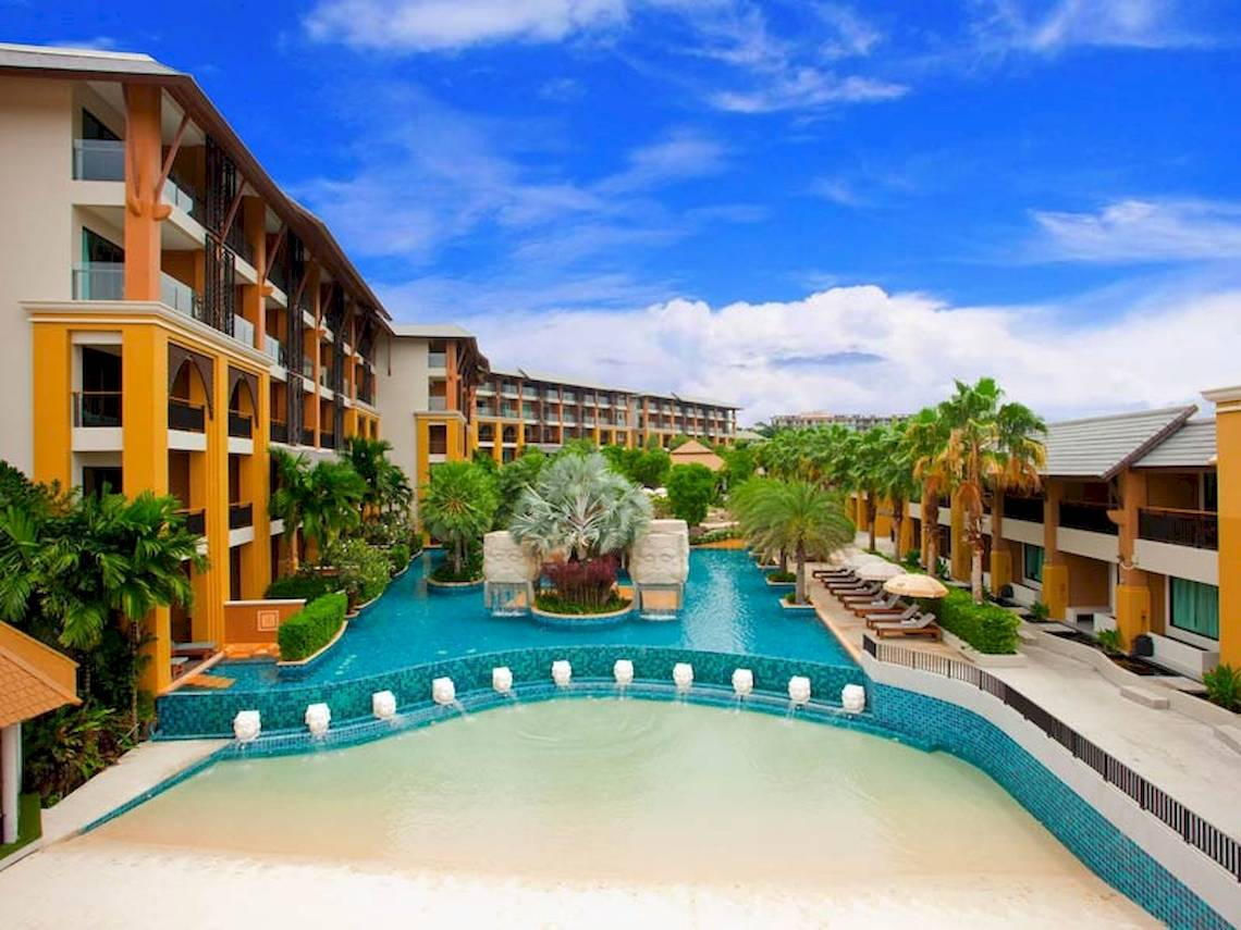 Phuket Muang Rawai Palm Beach Resort