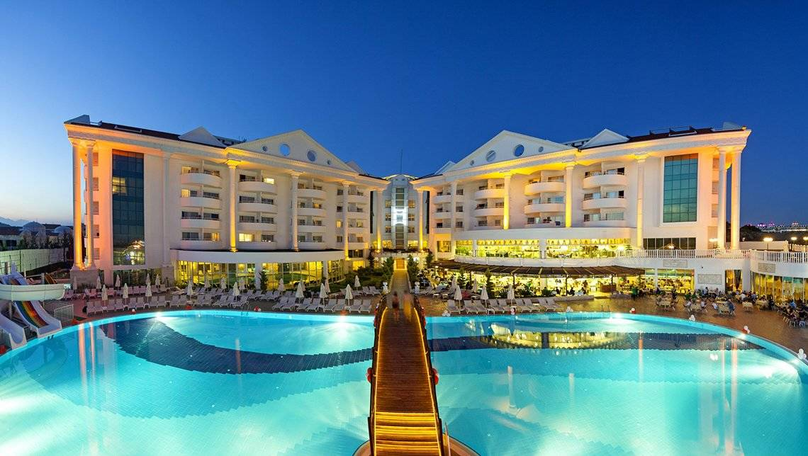 Antalya Side Roma Beach Resort & Spa