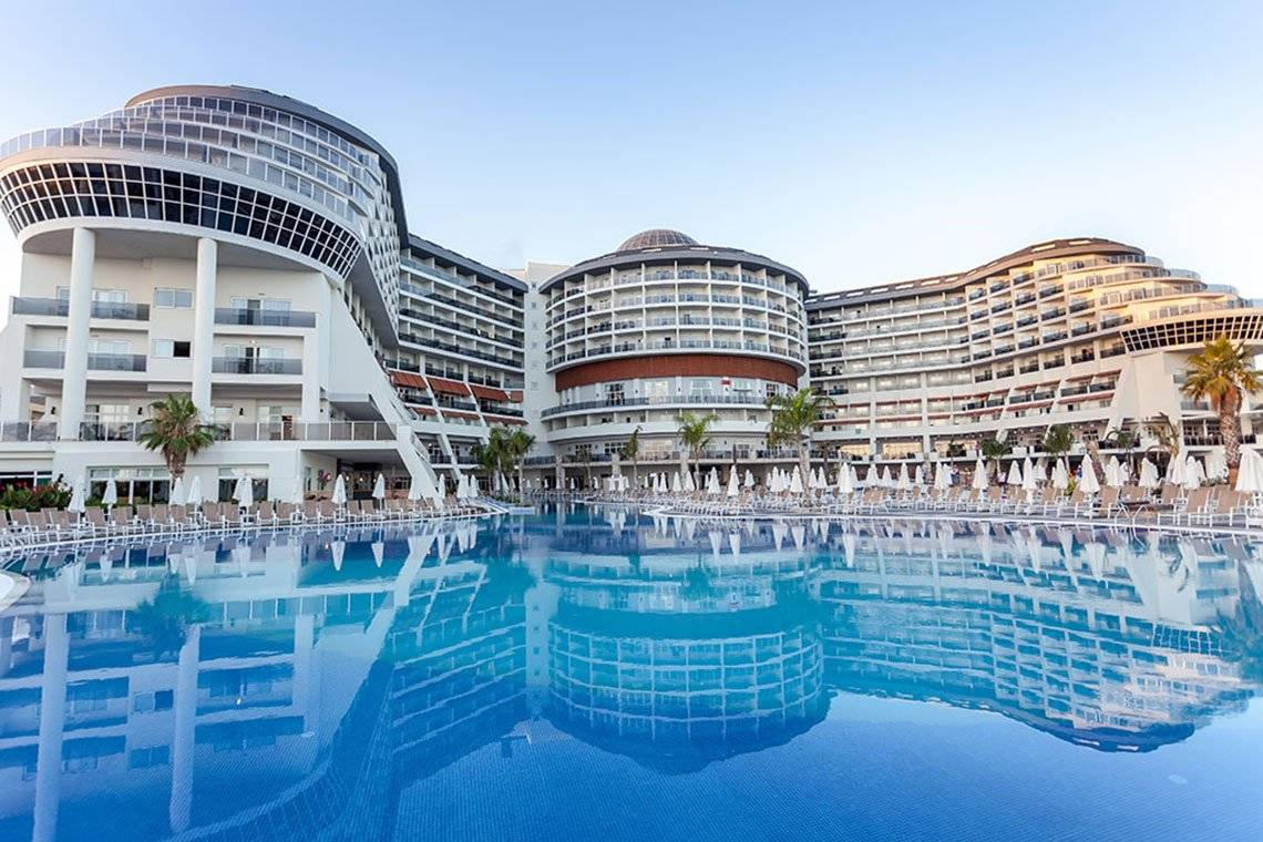 Antalya Kizilot Sea Planet Resort