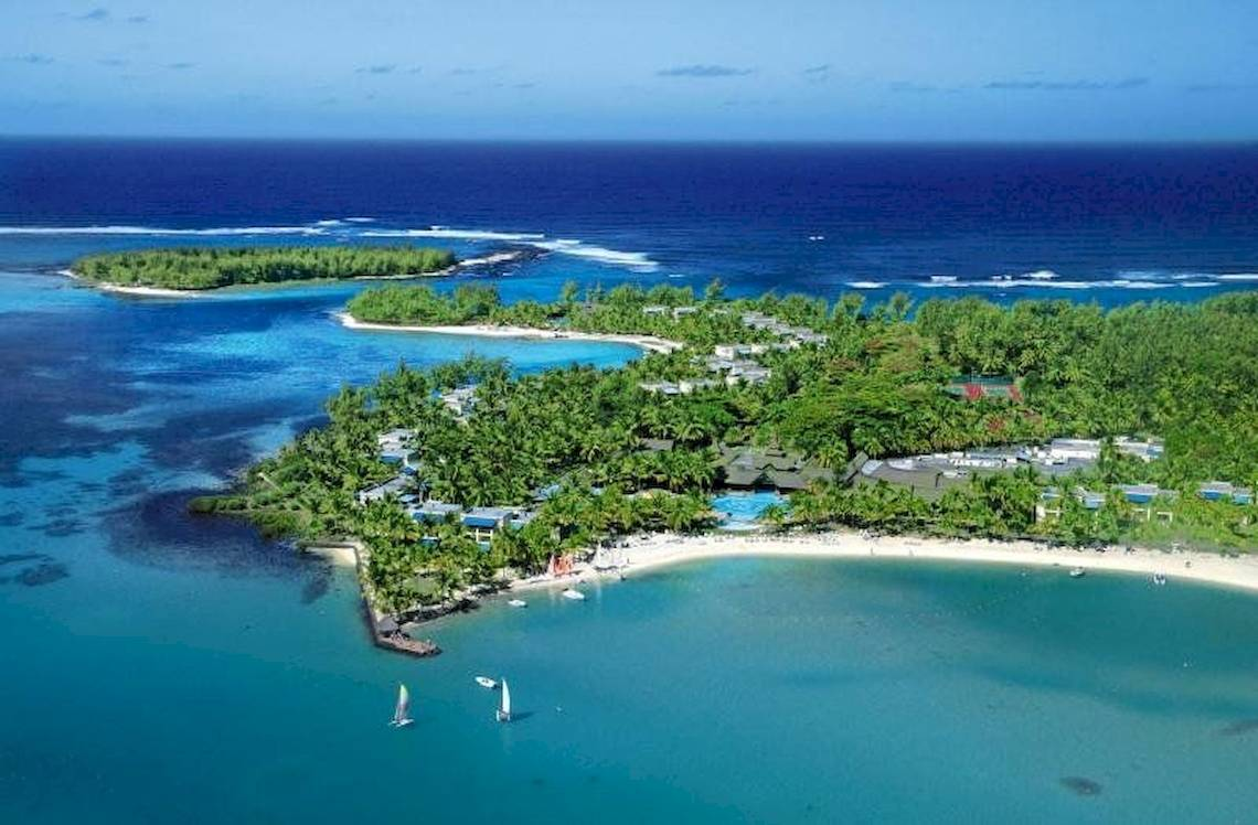 Mauritius Blue Bay Shandrani Beachcomber Resort