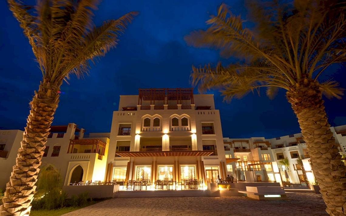 Muscat Jebel Sifah Beach Sifawy Boutique Hotel