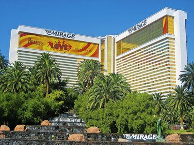 Las Vegas Las Vegas The Mirage Hotel and Casino