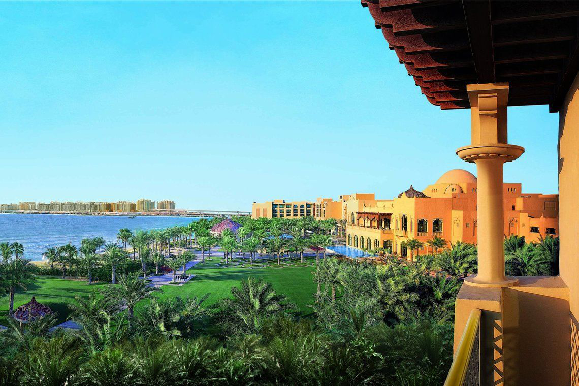 Dubai Dubai-Strand The Palace At One & Only Royal Mirage
