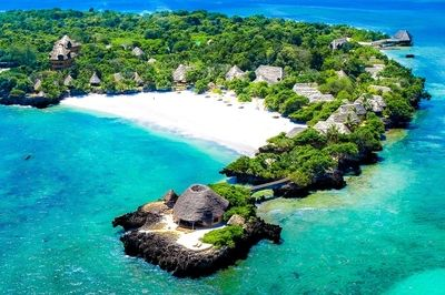 Kenia Diani Beach The Sands at Chale Island Resort