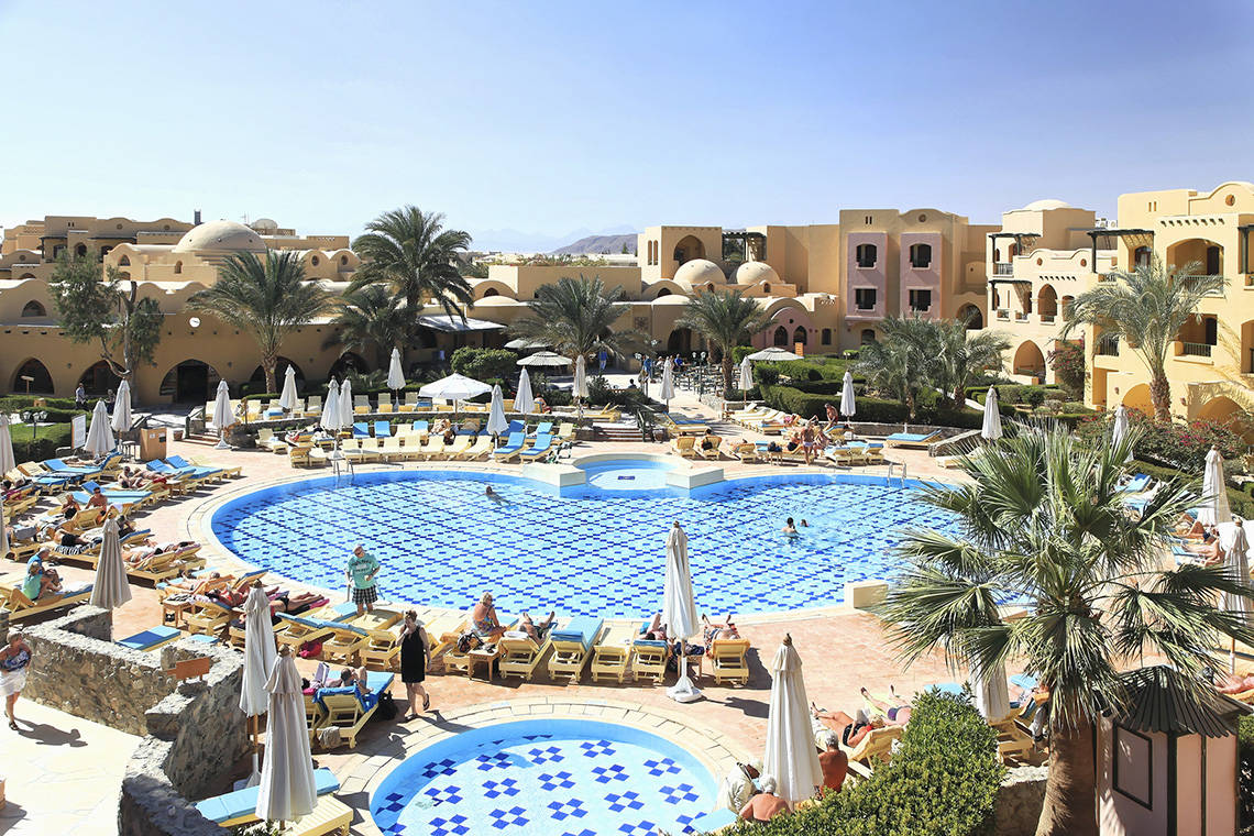 Hurghada El Gouna Three Corners Rihana Inn Resort